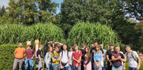 Praktyki zawodowe uczniów Zespołu Szkół w Poniatowej  W Czechach