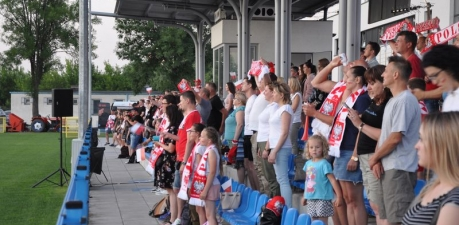 Fotorelacja z sobotniej Opolskiej Strefy Kibica